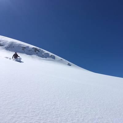 Glacier girose