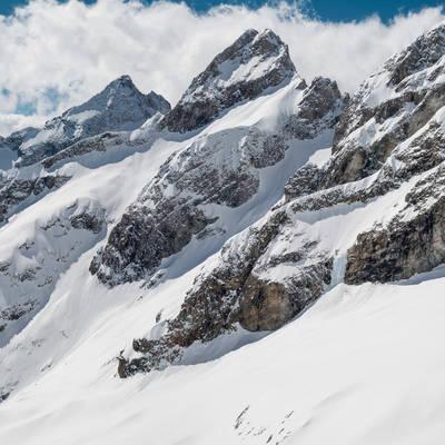 Ski de rando petit tour meije vue br%c3%aache du r%c3%a2teau 2