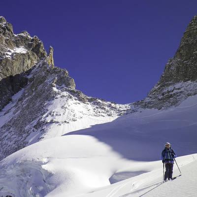 Ski de rando enfetchores