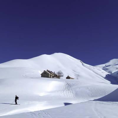 Ski de rando raid chazelet refuge