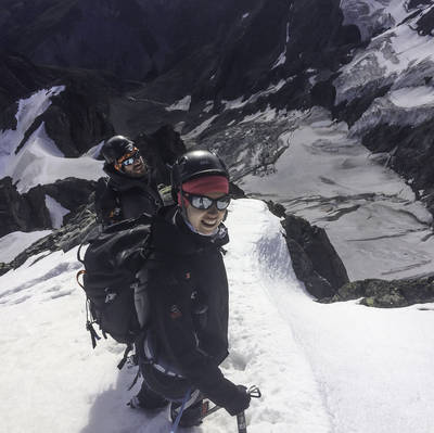 Alp meije orientale 4