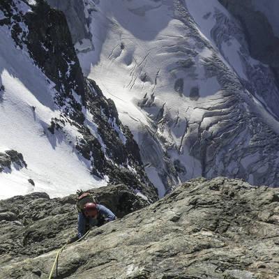 Alp traversee meije 3